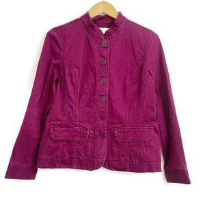 Charter Club button up jackets with pockets H0030